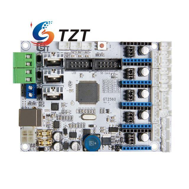 Placa Controladora Repalce GT2560 Kits E Mega2560 Ramps1.4 Impressora 3D + Ultimaker