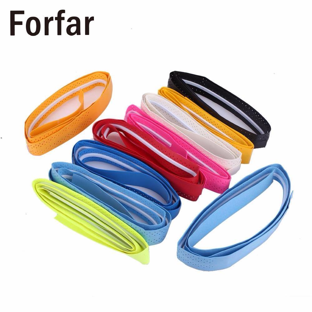 MaxKare 10PCS Anti-slip breathable sport over grip sweat band Tennis Overgrips Tape Badminton Racket Handle Grip Tape Sweatband