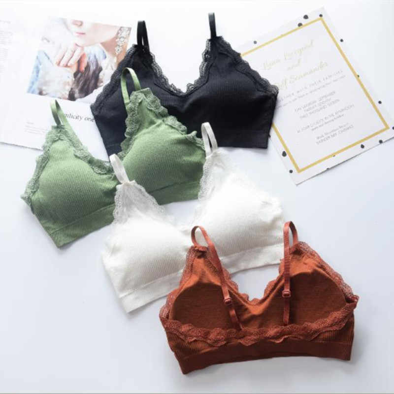 New Women Sports Bra Quick Dry Padded Wirefree Adjustable Fitness Top Sport Brassiere Push Up Seamless Running Yoga Bra