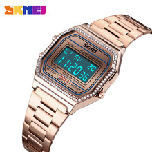 SKMEI NEW Fashion Women Watch Digital Watches