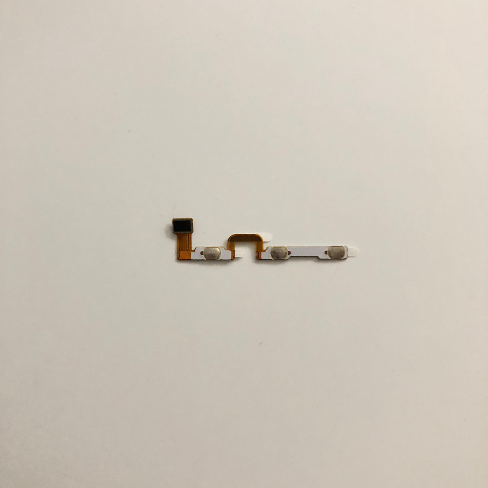 """New Power On Off Button+Volume Key Flex Cable FPC For Vernee X MT6763 Octa core 6 0 """"FHD 1080x2160 Free Shipping
