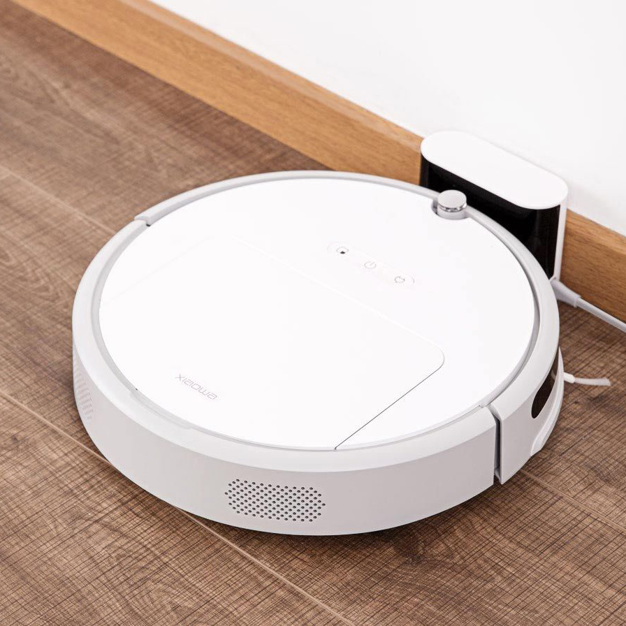 Xiaomi New Xiaowa Smart Robot Vacuum Cleaner 1600Pa 2600mAh Smart Planned Cleaning for Home Office Sweep App Control