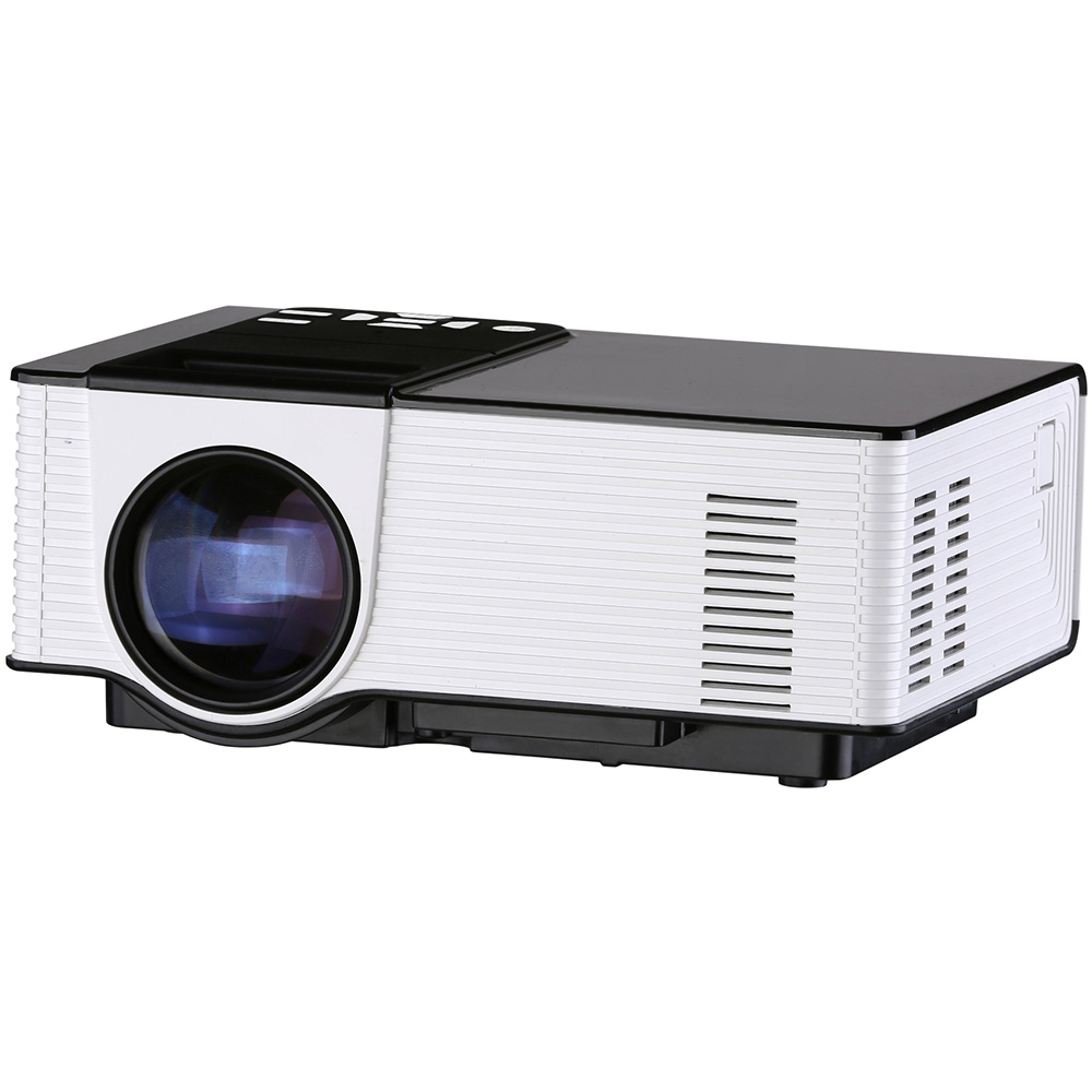 Artlii Portable Hd Home Theater Support 1080p Lcd: Free Shipping Mini Portable Projector Full HD 1080P
