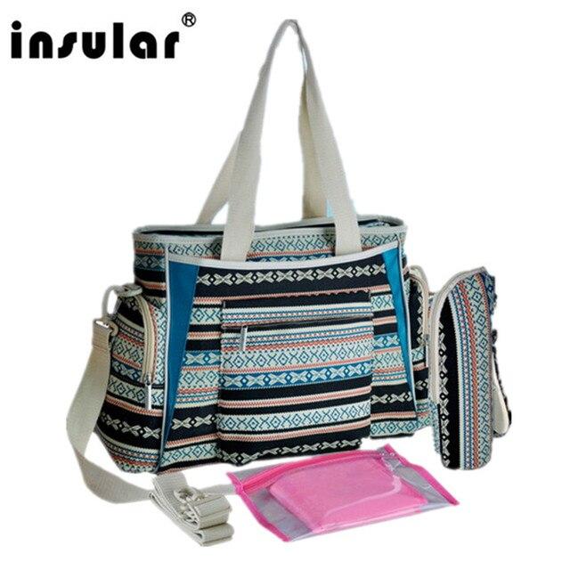 2017 Baby Diaper Bag Mother Bags Fashion Mom Handbags Waterproof High Quality 3 Colors Free