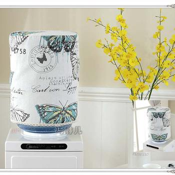 SRYSJS drukowany dozownik do wody osłona przeciwpyłowa koreański rysunek przedstawiający kwiatek ciekawy sposób picia fontanny dozownik do wody tanie i dobre opinie CN (pochodzenie) Other 100 len Polyester Water Dispense