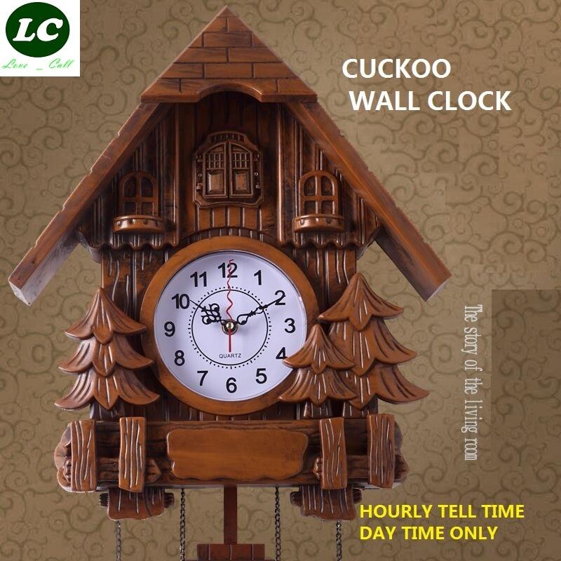 часы с кукушкой мода гостиной настенные часы 20 дюймов будильник качество качели карманные часы современные краткие