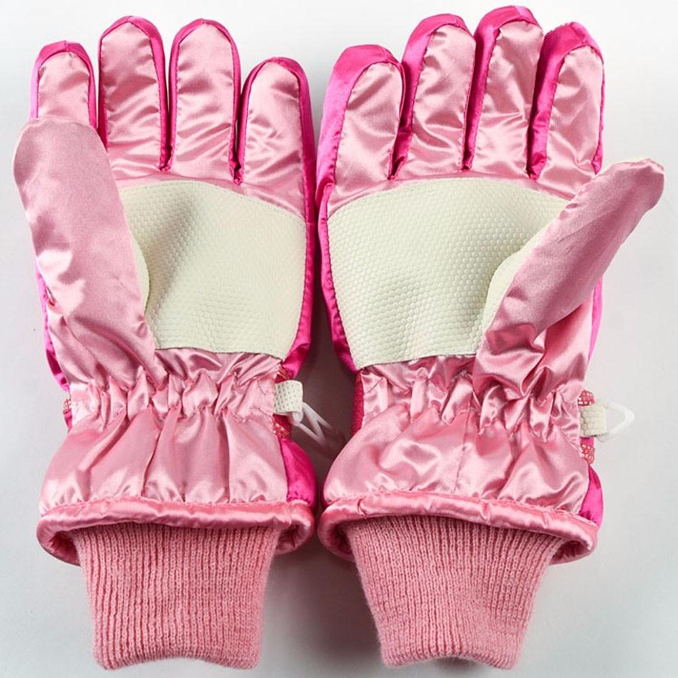 2cd7fa3cd New Hello Kitty Winter Gloves Ski Gloves Snowboarding Mittens ...