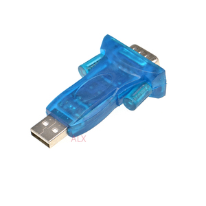 Image 2 - usb to rs232 Serial Port 9 Pin DB9 converter usb to com adapter hl 340 computer db9 male 9PIN