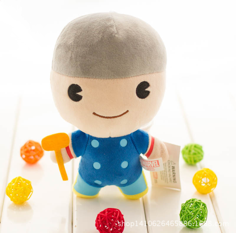 Plush Toys  (4)