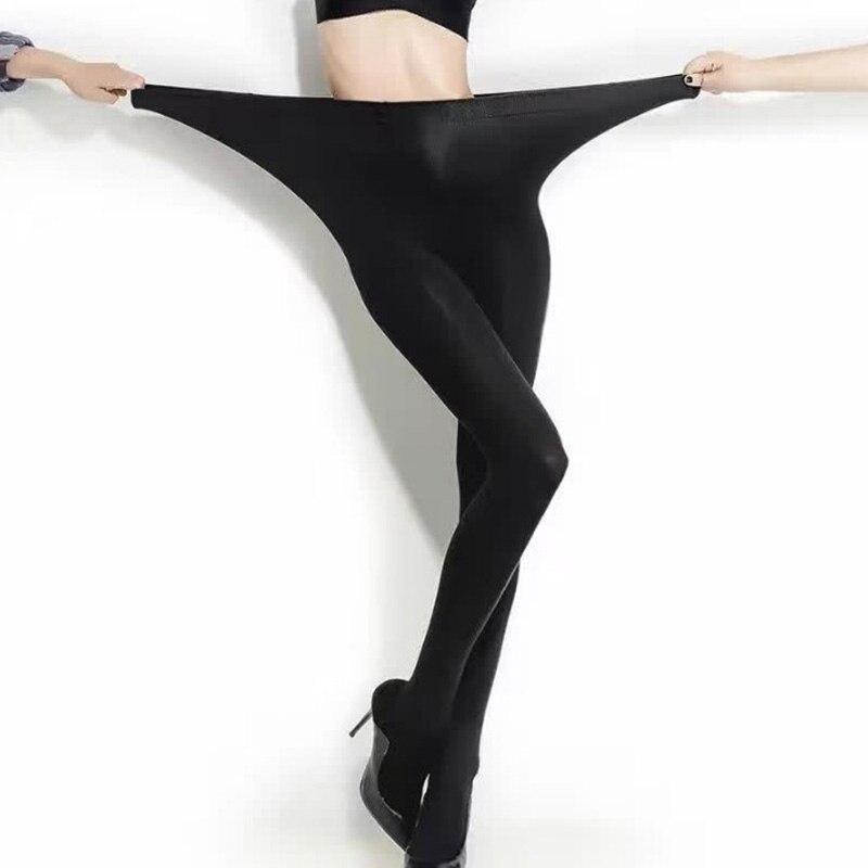 Women's Socks & Hosiery Creative Dropshipping Super Elastic Magical Stockings Women Nylon Pantyhose Sexy Skinny Legs Tights Anti Hook Silk Stocking Dropshipping