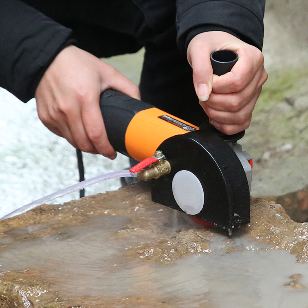 100 / 150 Dust Grinder Cover Cutting Angle Grinder Shield With Pump Wheel Guard Protector Cover Water Slotting Guard