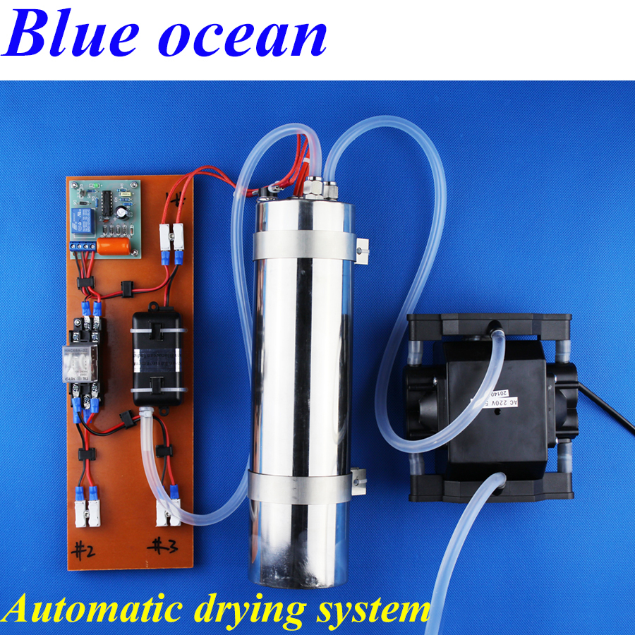 BO 22028AD Ozone generator air dryer filter gas dehumidification and filter the impurities electricity type automatic