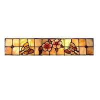 20 Европейский Cube Mirror передний свет vintage cherry бабочки дома в помещении Декор лампы ванной проходу настенные бра WL312