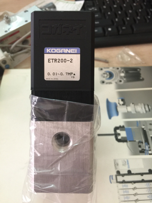 [SA] Spot supply new original small electric proportional valve ETR200 2 made in Japan(no package)