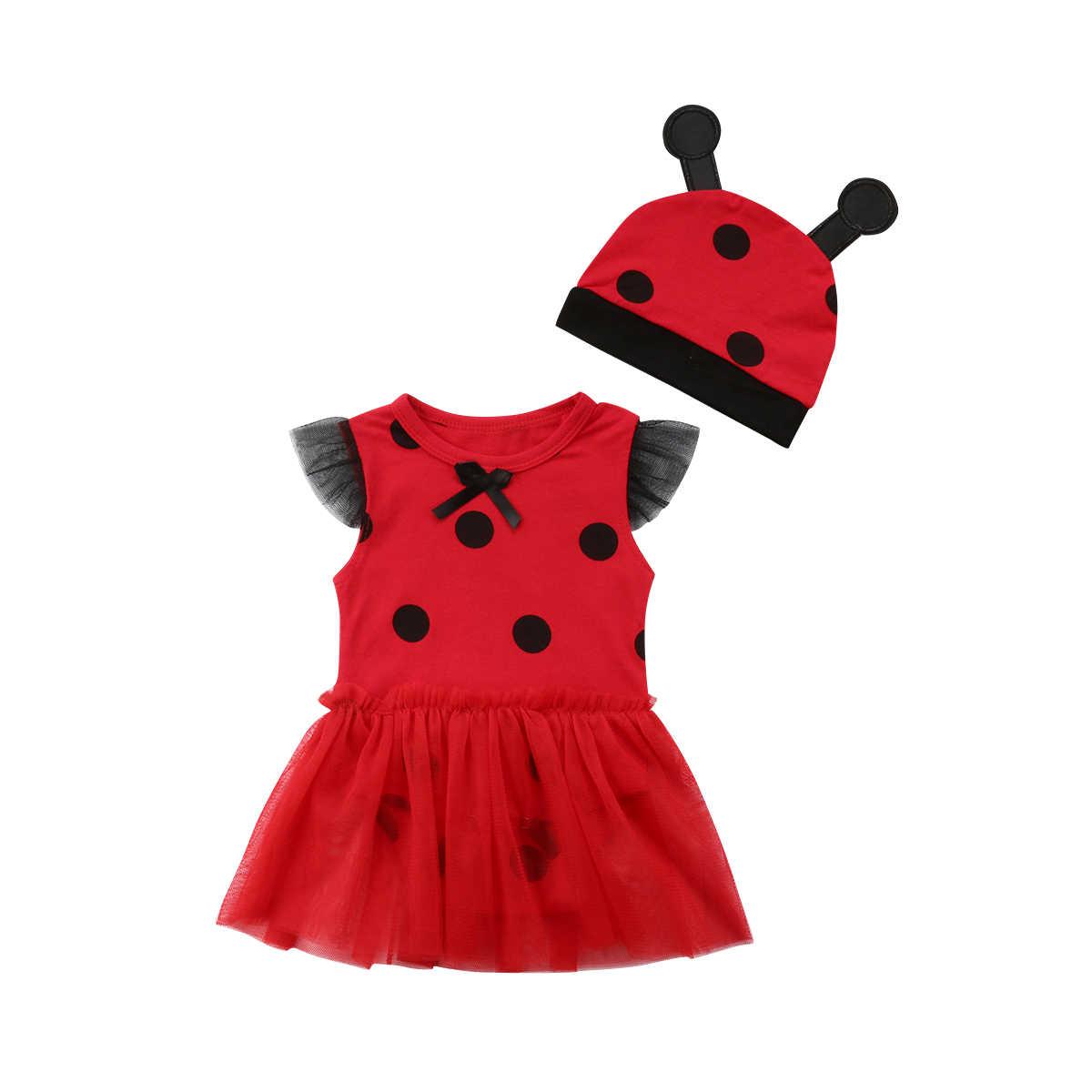 88d5038f8768 Detail Feedback Questions about Newborn Baby Girls ladybird Romper ...