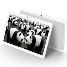 Оригинал 10.1 «таблетки Android 7.0 Quad Core 32 ГБ ROM двойная камера и dual sim планшетный ПК Поддержка OTG WIFI GPS Bluetooth телефон
