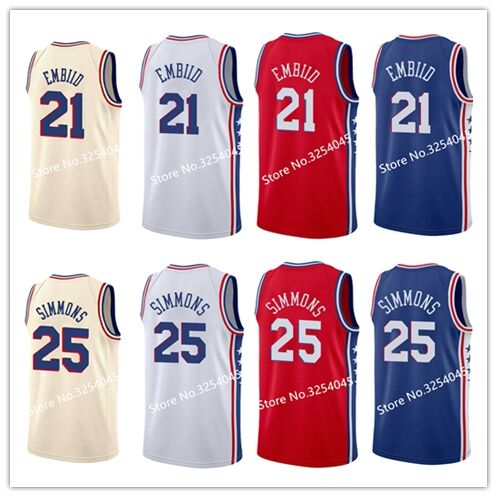 12515d653756 Buy joel embiid jersey mens and get free shipping on AliExpress.com