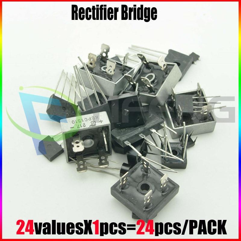 10pcs KBP206 KBP 206 2A 600V Bridge Rectifiers SEP