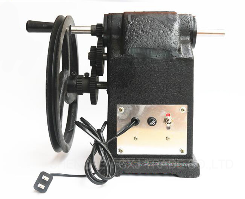 1pcs NZ-7 new Manual Hand Coil Counting Winding Winder Machine for thick wire 2.5mm  цены