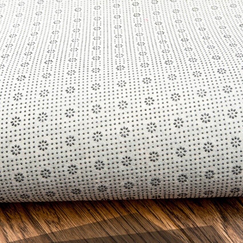 Geométrico azul corredor alfombra especial para pasillo, salón y ...