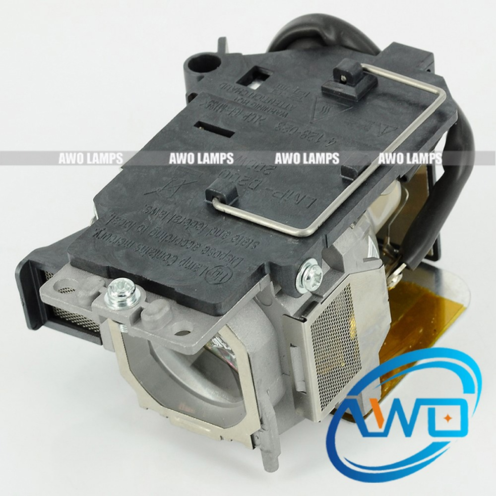 AWO Original Projector Lamp LMP-D200 with UHP bulb inside for SONY VPL-DX10/DX11/DX15
