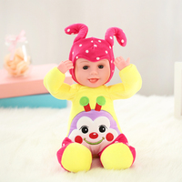 Kids Favorite Cute Sweet Doll Best Friend Play With Girls Peek A Boo Doll Baby Toys