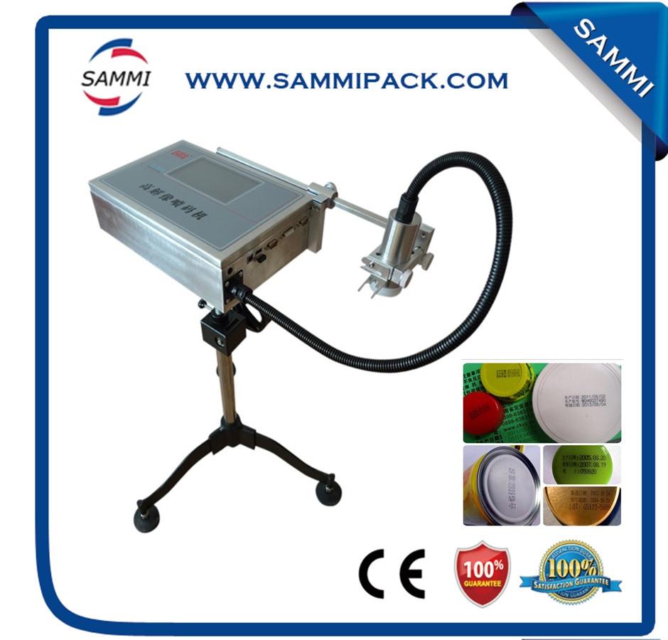 Fast Deliver Au-300 High Resolution Inkjet Bar Code Printing Machine