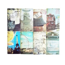 20pcs/lot Vintage Postcard Classic Paris Memory Romantic Gift Message Can Be Mailed Greeting Card Office&School Supplie