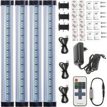 LED キッチンキャビネットライトスリムアルミ Led RF