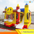 Giant Inflatable Bouncer With Slide From China Factory Direct Sale