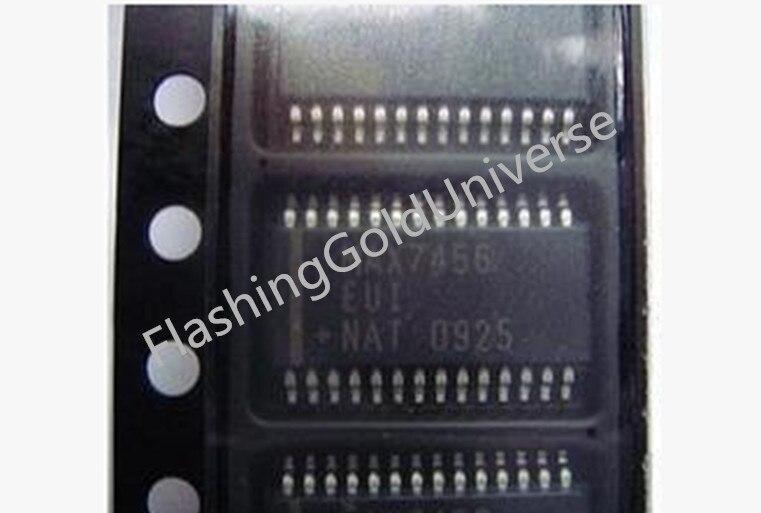 Free Shipping 20PCS 100PCS MAX7456EUI MAX7456 TSSOP 28 New original