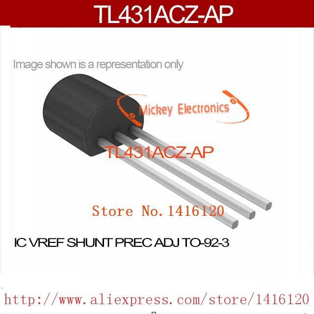 Tl431acz ap ic vref shunt prec adj to 92 3 tl431acz ap 431.