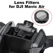 UV CPL ND4 ND8 ND16 ND32 Lens Filter for DJI Mavic Air Drone Gimbal HD Filter Spare Parts Circular Polarizer