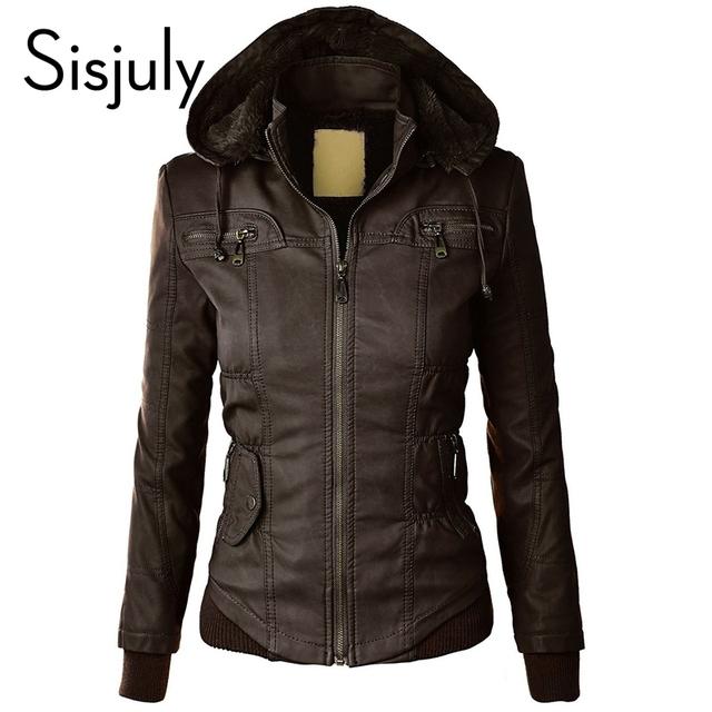 Sisjuly europeu cardigan casaco de algodão bolso com zíper outono inverno do velo camisola hoodies com cap de manga longa jaqueta casual