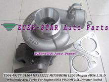 TD04 49177-01513 49177-01505 MR355223 MD194843 Turbo For Mitsubishi Pajero II L200 L300 Shogun 4D56 PB 4D56PB DOM DE 4D56T 2.5L