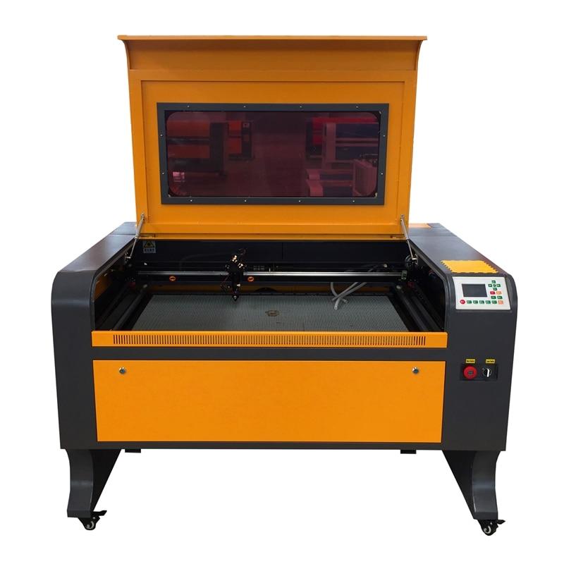 Free Shipping 6090 Ruida Co2 Laser Engraving With Ruida Control Offline, Laser Marking Machine, Carving Machine Laser Engraver