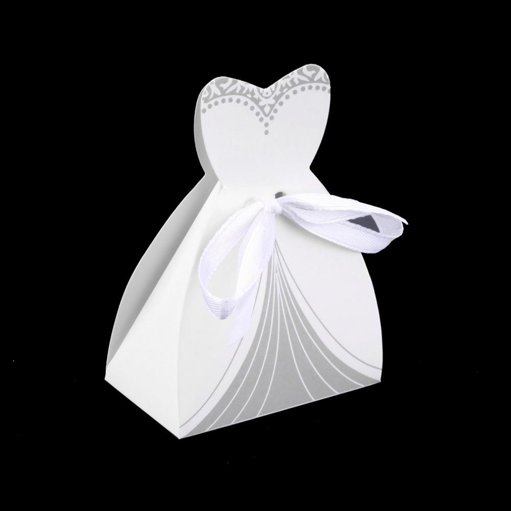 Aliexpress.com : Buy 50 pcs/set Wedding Decoration Bride Groom Candy ...