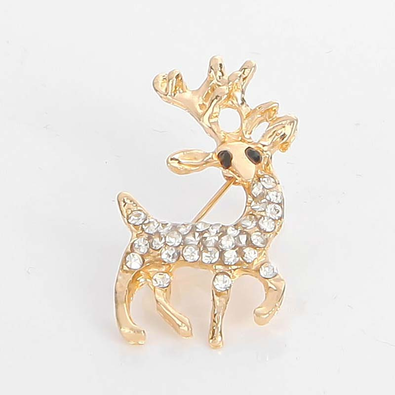 6pcs/lot Sika deer brooch Pins bodice Brooch Cabochon safety pin for craft brooches wedding pin garment pins fashion Jewelry