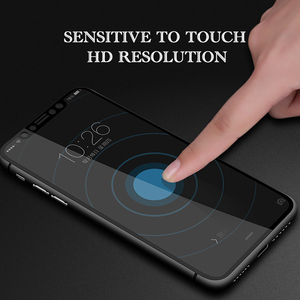 Image 4 - 5D Protective glass for iPhone 7 6 6s 8 Plus Tempered glass for iPhone 11 Pro Xr X Xs Max Screen Protector for iPhone SE 2 glass