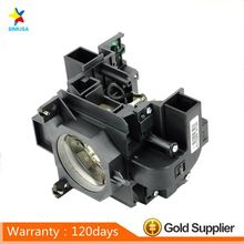 Compatible Projector lamp bulb 003-120531-01  with housing for CHRISTIE  LX505