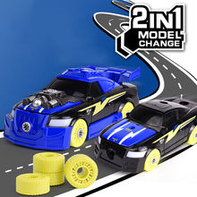 Educational Toys 1:10 Racing Car Toys Build Your Own Take Apart Toy Range Kit For Boy & Girl Assembling Sports Toys for children(China)