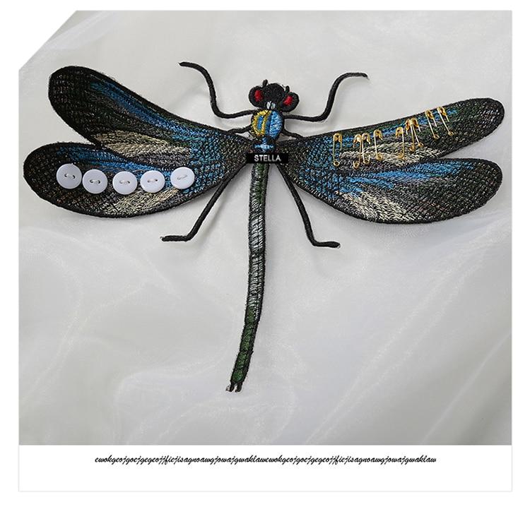 742cc25db11 HTB19X2vb67nBKNjSZLeq6zxCFXaD - 2018 Summer Women Black White Plus Size  Mesh Top Tee Dragonfly Long Sleeve T