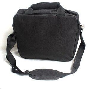 Image 5 - Für PS4/PS4 Pro Schlank Spiel Sytem Tasche Original größe Für PlayStation 4 Konsole Schützen Schulter Tragen Tasche Handtasche leinwand Fall
