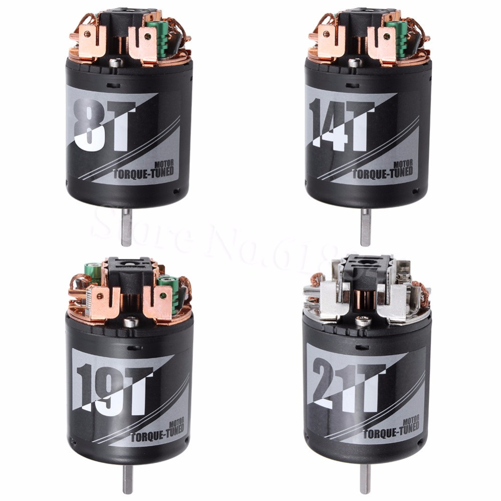 RC Torque Tuned Motor RS-540 Brushed 8T 14T 19T 21T 27T 35T 45T 55T for 1/10 Off / On Road Car Truck Rock Crawler Buggy Boat samsung rs 21 fcsw page 8