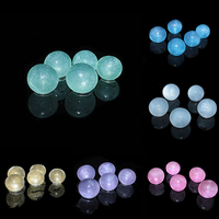 1kg Pack Luxury Bling Glitter Water Aqua Crystals Beads Mud Grow Magic Jelly Balls Wedding Home