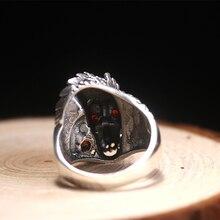 Dragon Red Eye Ring