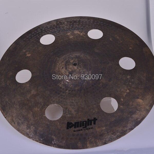 "Arborea 20""O-ZONE cymbal - Raw  New Style"
