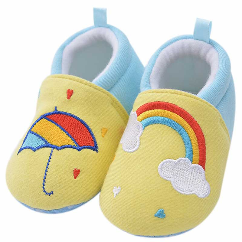 Aliexpress.com : Buy New Creative Rainbow Shoes Baby First ...