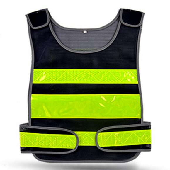 Workplace Safety Supplies Security & Protection Customizable Reflective Crystal Lattice Construction Traffic Road Safety Mesh Vest With Free Logo Printing Free Shipping
