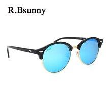 Polarized Sunglasses Men/Women Retro Rivet High Quality Polaroid Lens Brand Design Sun Glasses Female Oculos